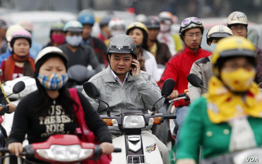 Ô nhiễm không khí ở Việt Nam ảnh hưởng đến môi trường kinh doanh như thếnào