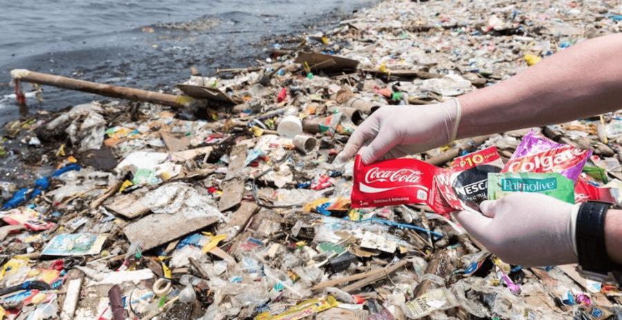 Bao bì đựng Coca-Cola gây ô nhiễm nhất thếgiới